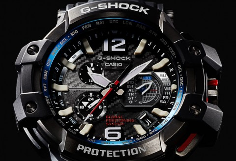 Casio G-Shock - Unbreakable watch