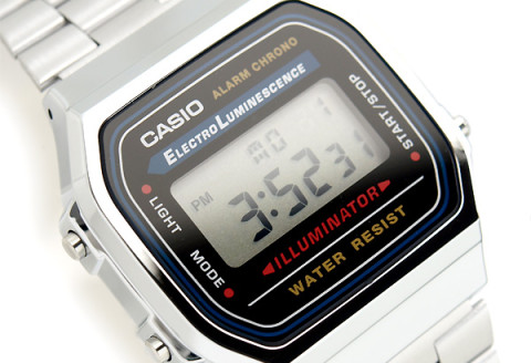 Casio - First digital watch