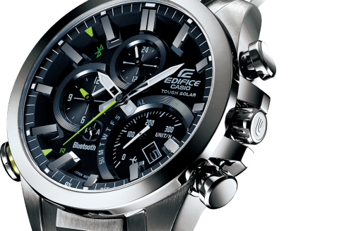 Casio Edifice Watches - Speed and intelligence