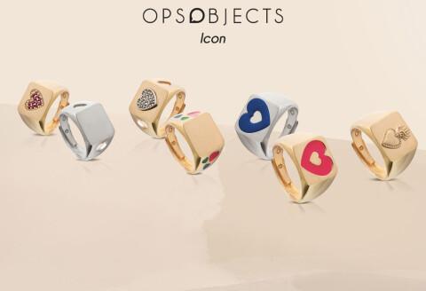(Italiano) La nuova collezione di anelli chevalier by OPS Objects